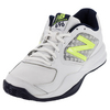 NEW BALANCE Men`s 696v2 D Width Tennis Shoes Riptide and Firefly