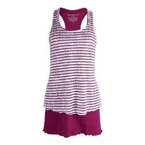 Women`s Sienna Tennis Dress Raspberry