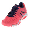 ASICS Juniors` Gel-Resolution 7 Tennis Shoes Diva Pink and Indigo Blue