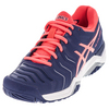 ASICS Women`s Gel-Challenger 11 Tennis Shoes Indigo Blue and Diva Pink