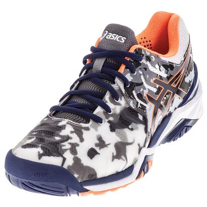 Men`s Gel-Resolution 7 Limited Edition Melbourne Tennis Shoes