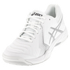 ASICS Men`s Gel-Game 6 Tennis Shoes White and Silver