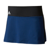 ADIDAS Women`s Essex 11 Inch Tennis Skirt Mystery Blue