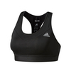 ADIDAS Women`s Techfit Bra Black