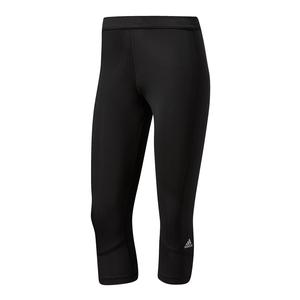 Women`s Techfit Capri Black