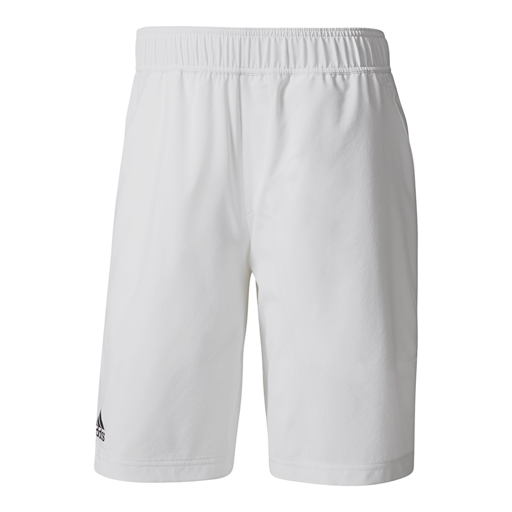 Men's Advantage Tennis Short White