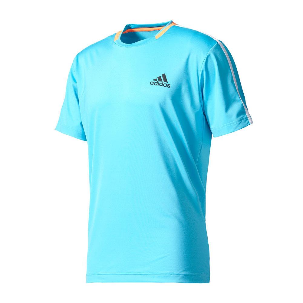 Men's Essex Tennis Tee Samba Blue