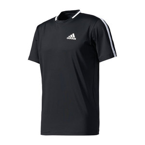Men`s Advantage Tennis Tee Black