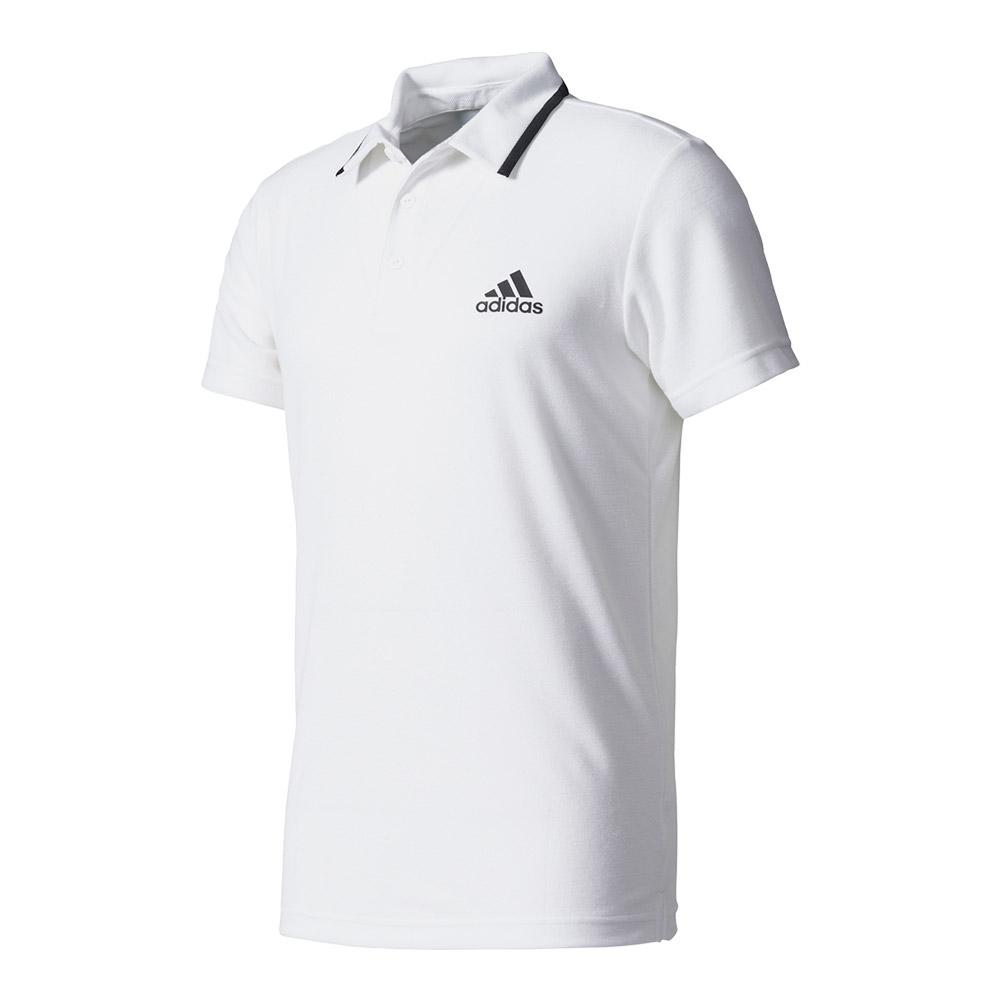 Men's Advantage Tennis Polo White