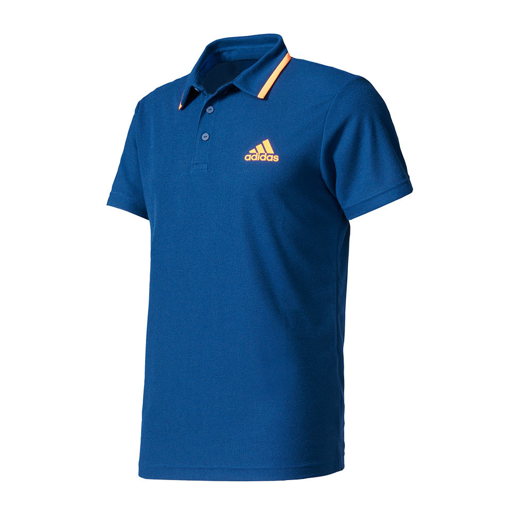 Men's Essex Tennis Polo Mystery Blue