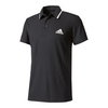 ADIDAS Men`s Essex Tennis Polo Black