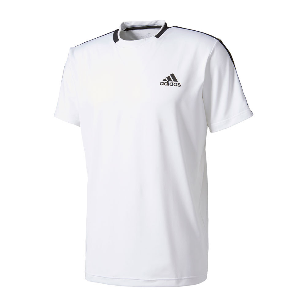 Men's Advantage Tennis Tee White