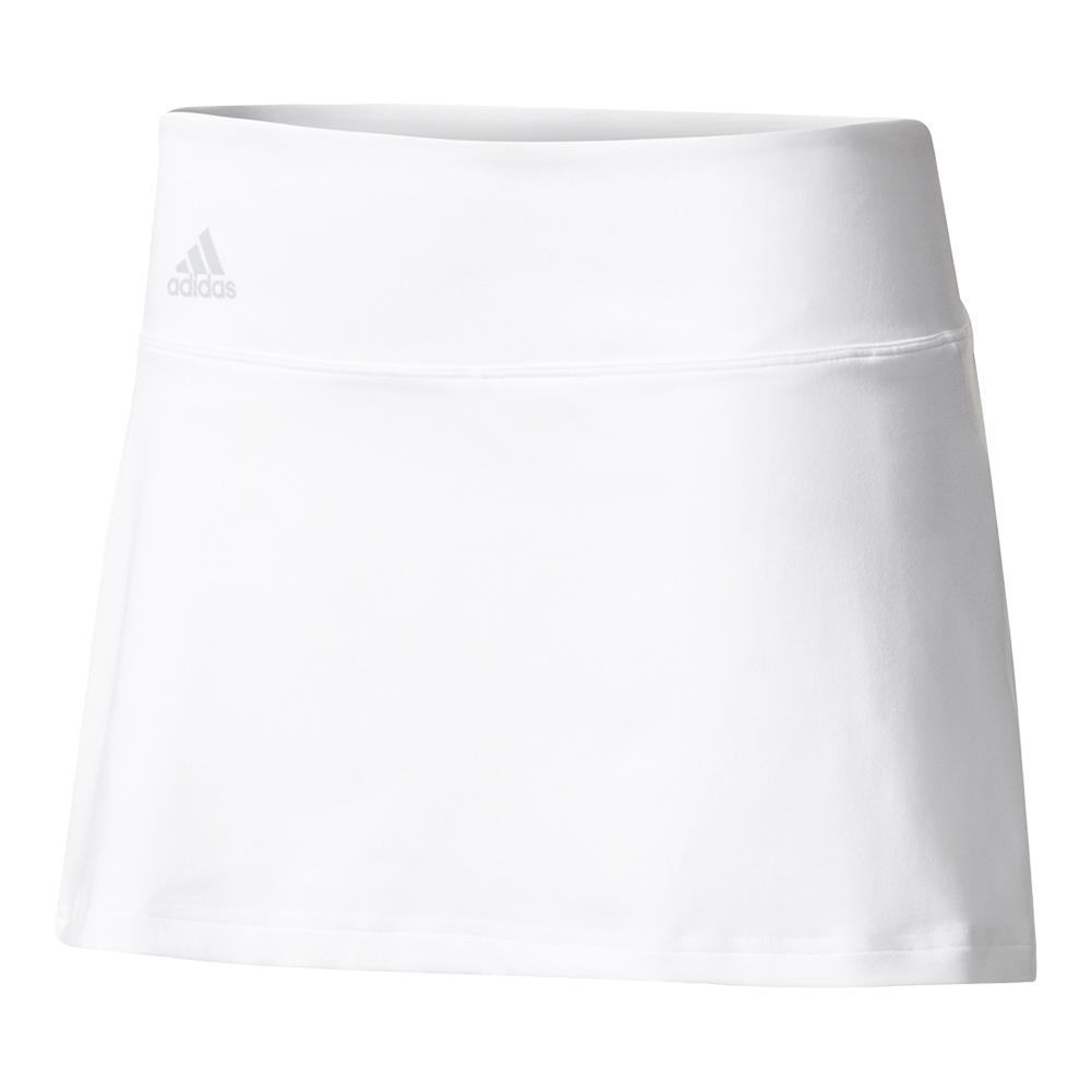 Women's Advantage 11 Inch Tennis Skirt White
