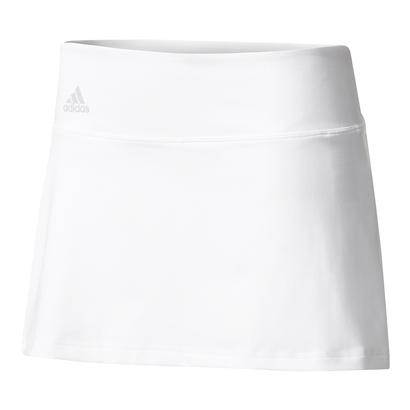 Women`s Advantage 11 Inch Tennis Skirt White