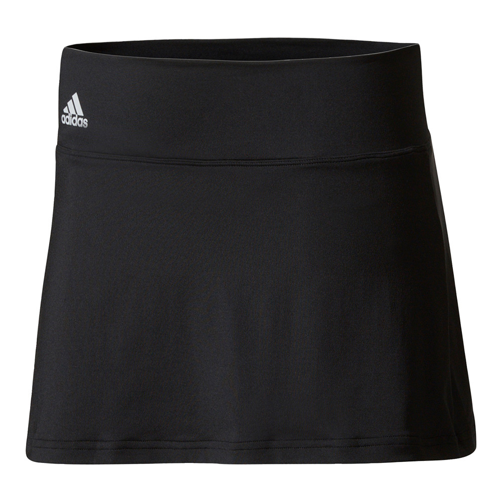 Women's Advantage 11 Inch Tennis Skirt Black