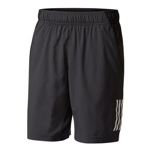 Men`s Club Tennis Short Black and White