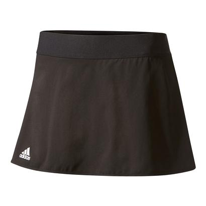 Women`s Club 12 inch Tennis Skirt Black
