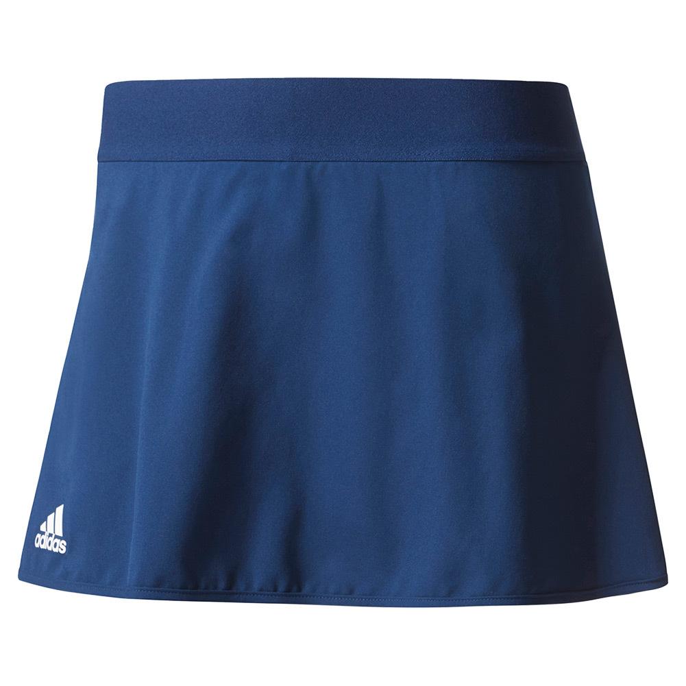 Women's Club 12 Inch Tennis Skirt Mystery Blue