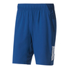 ADIDAS Men`s Club Tennis Short Mystery Blue and White