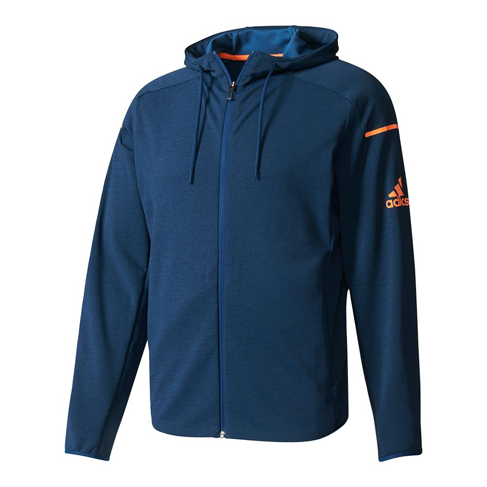 Men's Club Sweat Tennis Hoodie Mystery Blue