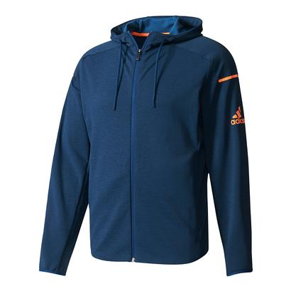 Men`s Club Sweat Tennis Hoodie Mystery Blue