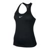 Women`s Court Dry Slam Tennis Tank 010_BLACK
