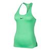 Women`s Court Dry Slam Tennis Tank 300_ELECTRO_GREEN