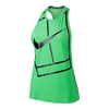 Women`s Court Tennis Tank 300_ELECTRO_GREEN