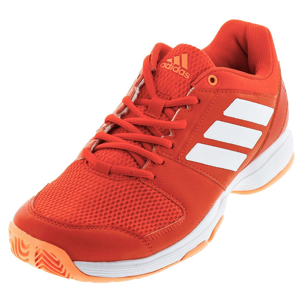 Women's Barricade Court Tennis Shoes Energy And White