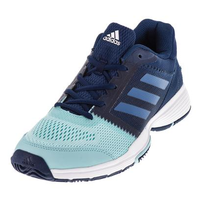 Women`s Barricade Club Tennis Shoes Mystery Blue and Core Blue