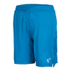 ATHLETIC DNA Boys` Mesh Panel Knit Tennis Short Moroccan Blue