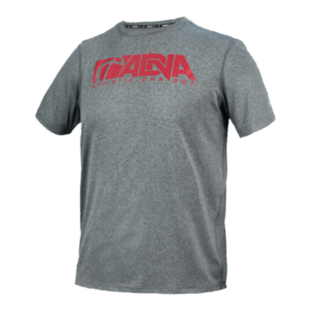 Men's Adna 007 Training Tee Heather Gray