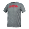 ATHLETIC DNA Men`s ADNA 007 Training Tee Heather Gray