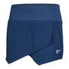 ATHLETIC DNA Women`s Origami Tennis Skort Dress Blue