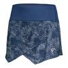 ATHLETIC DNA Women`s Galaxy Origami Tennis Skort Dress Blue