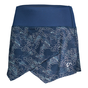 Girls` Origami Galaxy Tennis Skort Dress Blue