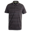 Men`s Heather Box Mesh Tennis Polo HEATHER_CHARCOAL