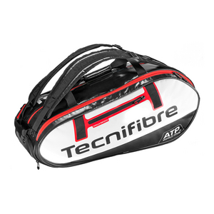 Pro Endurance 10R ATP Tennis Bag White and Black