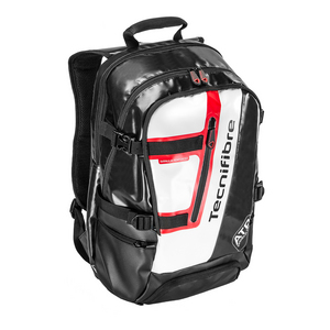 Pro Endurance ATP Tennis Backpack White and Black