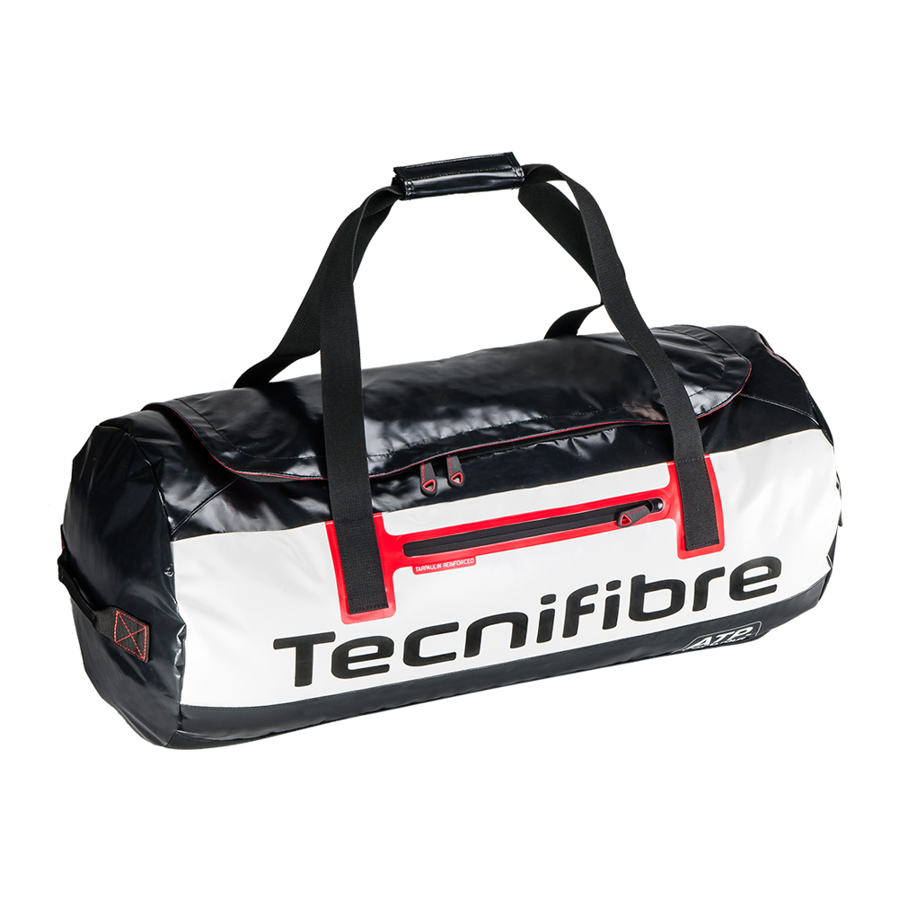 Pro Endurance Atp Training Tennis Bag White And Black