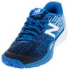 NEW BALANCE Men`s 996v3 2E Width Tennis Shoes Blue and White