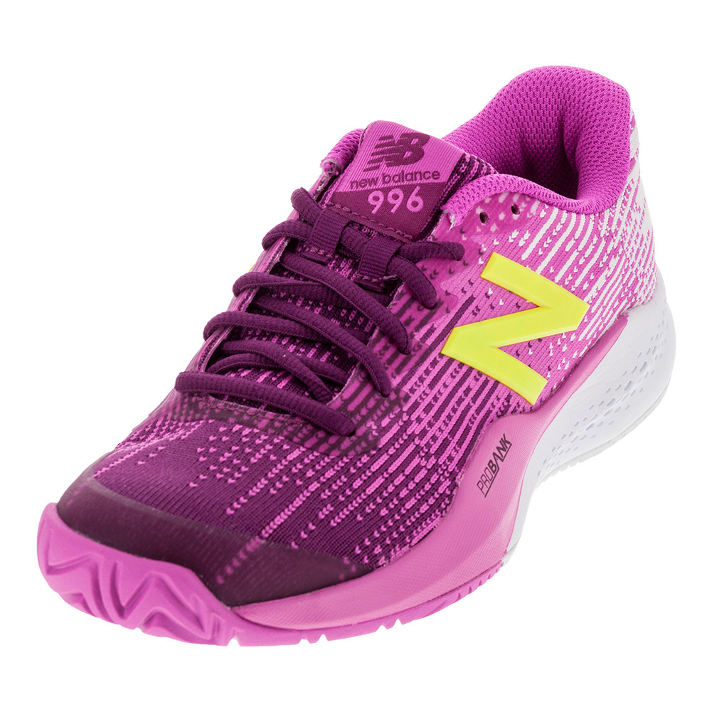 Women's 996v3 D Width Tennis Shoes Jewel And Firefly