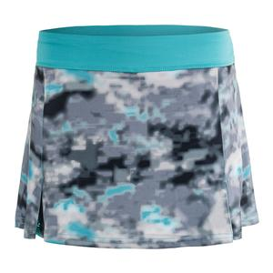 Women`s Poly Spandex Tennis Skort