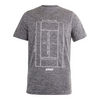 PRINCE Men`s Interlock Graphic Tennis Tee