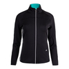 BOLLE Women`s Genevieve Tennis Jacket Black