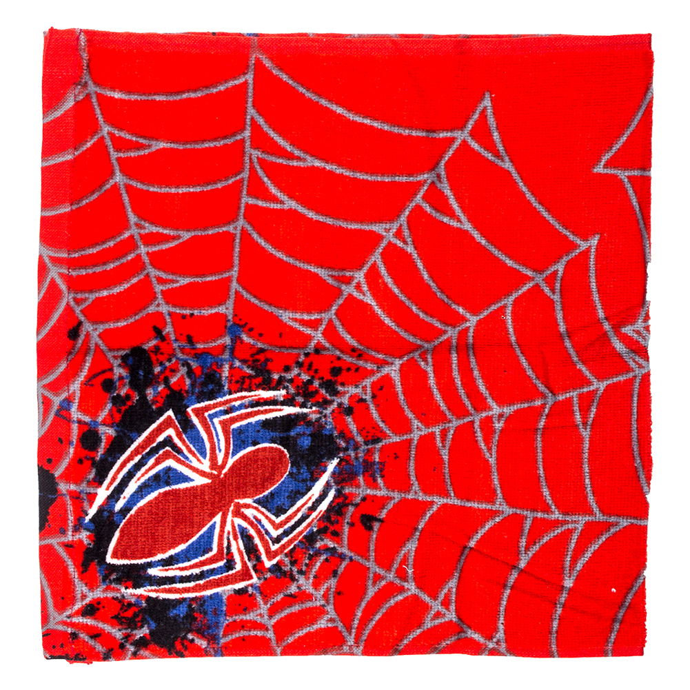 Spider- Man Tennis Towel 13 X 24
