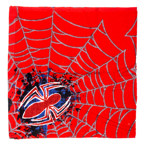 Spider-Man Tennis Towel 13 X 24