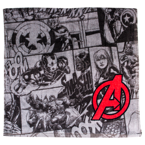 Avengers Team Tennis Towel 13 X 24
