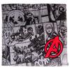 HELLO KITTY Avengers Team Tennis Towel 13 X 24