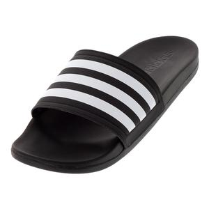 Men`s Adilette Cloudfoam Plus Stripes Slide